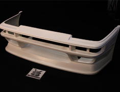 Run Free - Front Bumper Spoiler for AE86