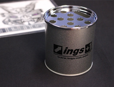 Ings - Ashtray Can