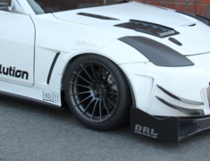 350Z - Z33 - Material: FRP - Front Fenders
