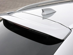 Atenza Wagon - GJ2FW - Rear Roof Spoiler - Construction: FRP - Colour: Unpainted - MGJ2610