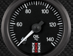 - Oil temperature gauge - 6202-ST3309