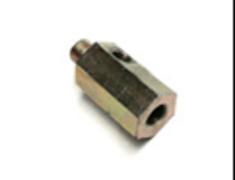 - Adapter C - Genuine sensor branching type - M12 - P1.5 - 1/8NPT - 6203-01C