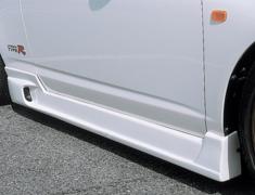 Integra Type R - DC5 - Construction: FRP - Colour: Unpainted - Side Steps