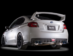 WRX S4 - VAG - Pieces: 4 - Pipe Size: 80~60mm (x2) - Tail Size: 89.1mm (x4) - 62136V