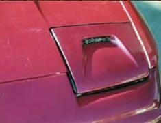 Aero Palace - Headlight Duct