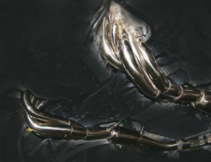 K2 Gear - T6 Exhaust Manifold for BLE/BPE