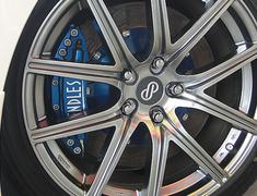 Legend - KB1 - Set: Front - Caliper Type: 6POT - Colour: BlueAlumite - Rotor Type: e Slit - Rotor Size: 370mm x 34mm - Brake Pads: MX72 - Brake Pads: MX72Plus - Brake Pads: SSM - Brake Pads: TYPE-R - END6POT-KB1