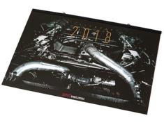 STI - 2018 Motorsports Wall Calendar