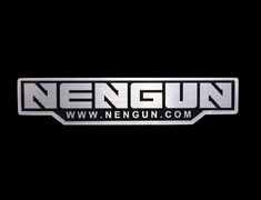 Nengun - Small Logo Sticker