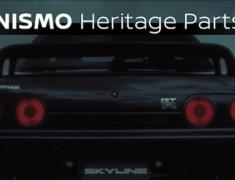 Nismo - Heritage Parts for Skyline GT-R (BNR32)