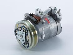 Skyline GT-R - BNR32 - Cooler Compressor - OEM Part Number: 92600-05U14 - 92600-RHR20