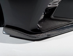 GS 300 - ARL10 - Construction: Carbon - Front Under Spoiler