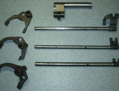 3 Shafts Included - ShiftRods