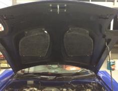RX-7 - FD3S - Material: FRP - G-FACE Aero Bonnet