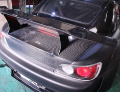 Car Garage Amis - S2000 Hard Carbon Trunk