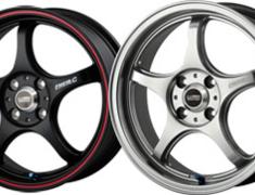 5zigen - Replacement Wheel Stickers
