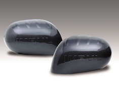 Cube - Z11 - Carbon Mirror Covers - Construction: Carbon - Colour: Unpainted - IMPULAS-Z11-CMC