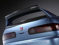 Integra Type R - DC2 - Trunk Spoiler - Construction: Carbon - Colour: - - HA-H007