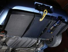 Integra Type R - DC2 - Rear Diffuser (general purpose) - Construction: Carbon - Colour: - - HA-H008