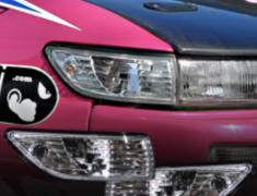 Silvia - S13 - Crystal Corner Markers - NC-01