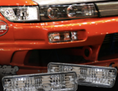 180SX - RS13 - Front Turn Signal - NF-01