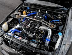 Skyline GT-R - BNR32 - Full Kit - Construction: Carbon - BNR32-CWBK-FK
