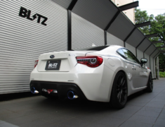 86 - ZN6 - VSR styleD - Pieces: 2 - Pipe Size: 60mm(x2) - Tail Size: 114.3-2.5R(x2) - Body Type: SUS304 - Tail
