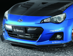 BRZ - ZC6 - BRZ dedicated Front Spoiler - Construction: Carbon - Colour: - - VASU-144