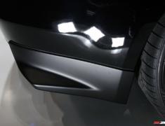 Skyline - V36 - Construction: FRP - Colour: Unpainted - GT Rear Under Spoiler Set