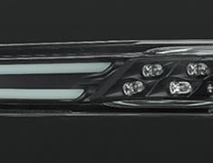 GT-R - R35 - LED SIDE INDICATOR (LED turn signal & LED tube) - Construction: LED - Colour: Smoke - 020102s