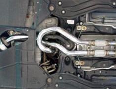- Alfa Romeo - 156 2.5 V6/3.2 GTA - 147 3.2 GTA - GTV 3.0 V6 - Material: Stainless steel - Diameter: 5
