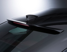 RC300h - AVC10 - Roof Spoiler - Colour: Unpainted - PVIP-ST2-RS