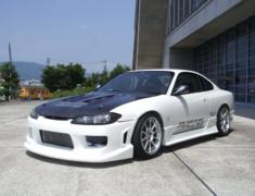 Silvia - S15 - Material: FRP - GM-REV-S15-T4-FB