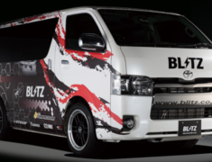 Blitz - Compressor System for HIACE TRH200V
