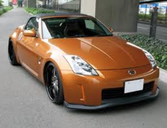 Fairlady Z - 350Z - Z33 - GT Lip - Front Under Spoiler - Construction: FRP - Colour: Unpainted - 02092-1-GTLIP