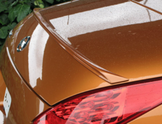 Fairlady Z - 350Z - Z33 - Trunk Spoiler - Construction: FRP - Colour: Unpainted - 02092-1-TS