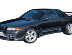 Skyline GT-R - BNR32 - Front Bumper Spoiler - Construction: FRP - Colour: Unpainted - 17020131