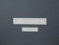 Spoon - Team Sticker 2 Piece Set