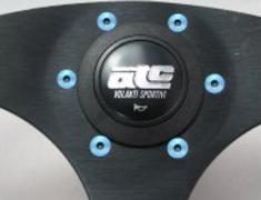 - Type: M5x12 - Material: Titanium - Color: Blue - TITANM5X12-BLUE