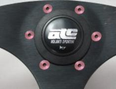 - Type: M5x12 - Material: Titanium - Color: Pink - TITANM5X12-PINK