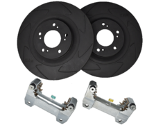 S2000 - AP1 - Set: Front - Rotor Size: 320mm - KBI4001FR