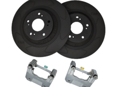 S2000 - AP1 - Set: Rear - Rotor Size: 320mm - KBI4001RR