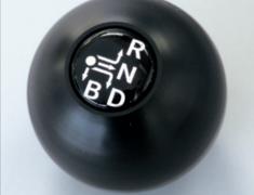 Prius - ZVW30 - Colour: Black - Material: Duracon - Thread: M6 x 1.0 - 951 760 BW