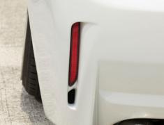 Prius - ZVW30 - Rear Stylish Bumper - Construction: FRP - Colour: Unpainted - BDZVW30-RSB