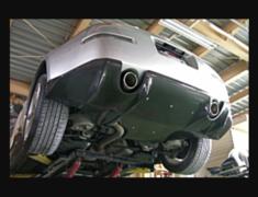 Fairlady Z - 350Z - Z33 - Material: Carbon Fibre - Z33-CFRP