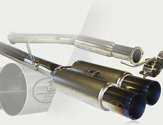 Rein Hard - Cannonball Double Muffler