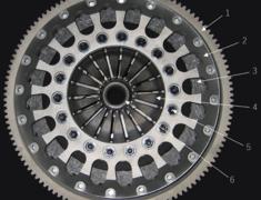 ATS - Full Carbon Clutch