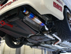 Civic Type R - FD2 - Pieces: 2 - Pipe Size: 70mm - R304-D2-70RS
