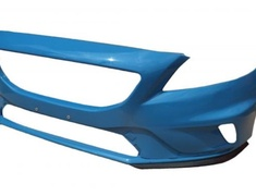 Aeroworkz - V40 R-Design Carbon Front Spoiler FS