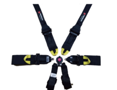 HPI - Racing Harness - 6 Point HANS Device Type